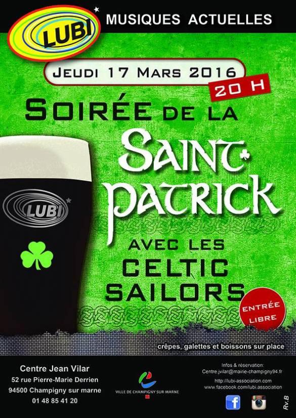 Saint-Patrick 2016